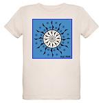 OYOOS Blue Moon design Organic Kids T-Shirt