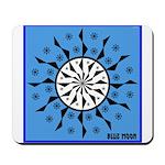 OYOOS Blue Moon design Mousepad