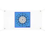 OYOOS Blue Moon design Banner