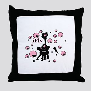 ifly Throw Pillow