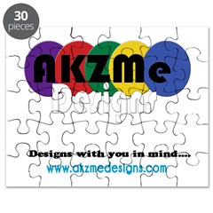 AKZMedesigns LOGO Puzzle