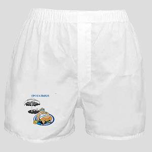 OYOOS Happy Retirement design Boxer Shorts