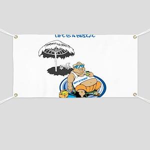 OYOOS Happy Retirement design Banner