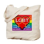 LGBT Marriage Tote Bag