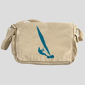Windsurfer Windsurfing Messenger Bag