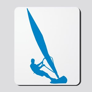 Windsurfer Windsurfing Mousepad