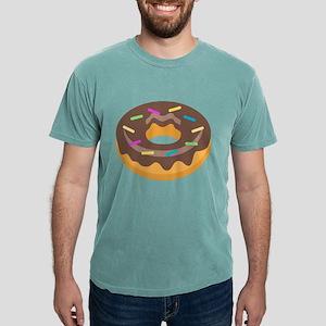 Donut Emoji Mens Comfort Colors Shirt