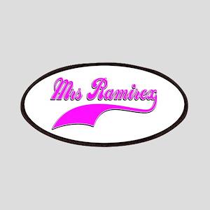 Mrs Ramirex Patches