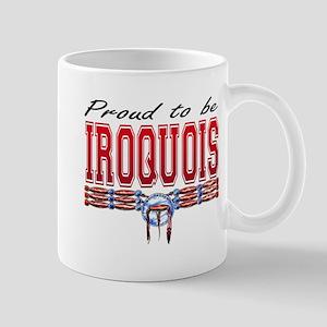 Proud to be Iroquois Mug
