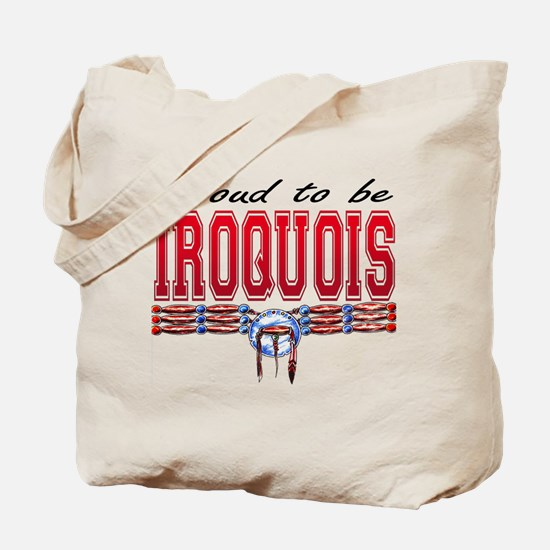 Proud to be Iroquois Tote Bag