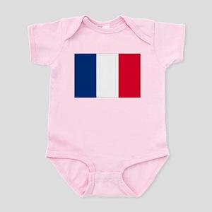 France Infant Bodysuit
