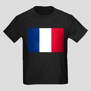 France Kids Dark T-Shirt
