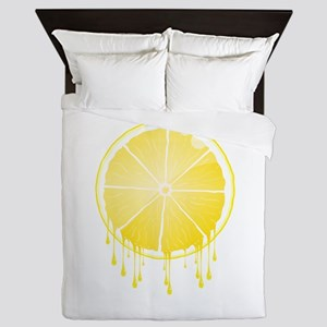 Lemon Queen Duvet