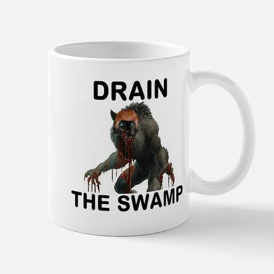 DRAIN THE SWAMP Mug