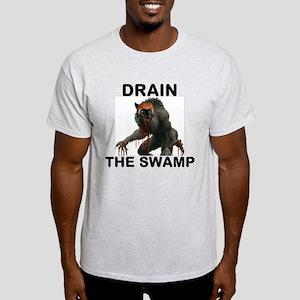 DRAIN THE SWAMP Light T-Shirt