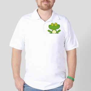 Frog Golf Shirt