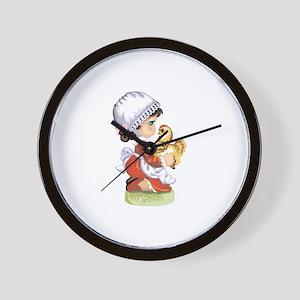 Chicken Wall Clock