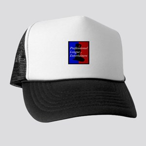 """Professional League of Entertainers"" Trucker Hat"