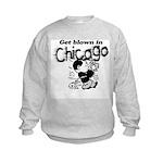 Blown in Chicago Kids Sweatshirt