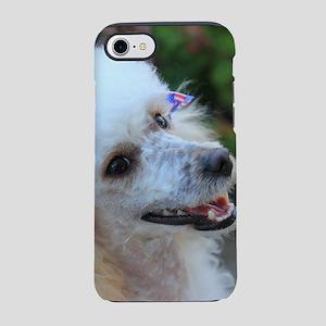 Toy Poodle iPhone 7 Tough Case