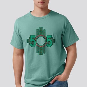 NATIVE 505 ZIA Mens Comfort Colors Shirt