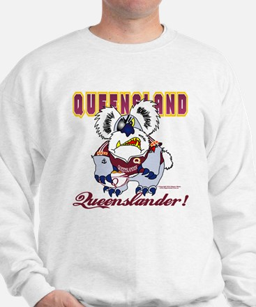 QLD SUPPORTERS Sweatshirt