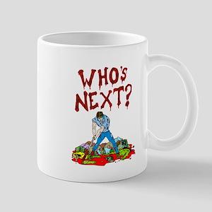 WHos next Mug