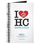 I Heart House Calls Journal