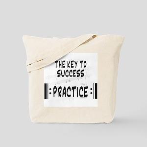 Key to Success Tote Bag