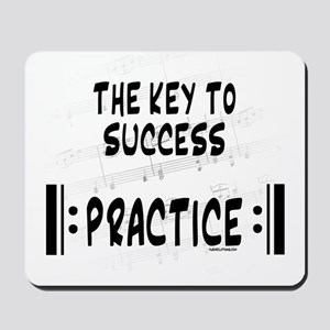 Key to Success Mousepad