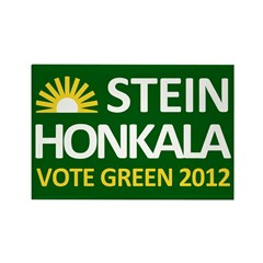 Stein-Honkala 2012 Campaign Magnet