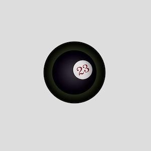 Magic 23 Ball of Chaos Mini Button