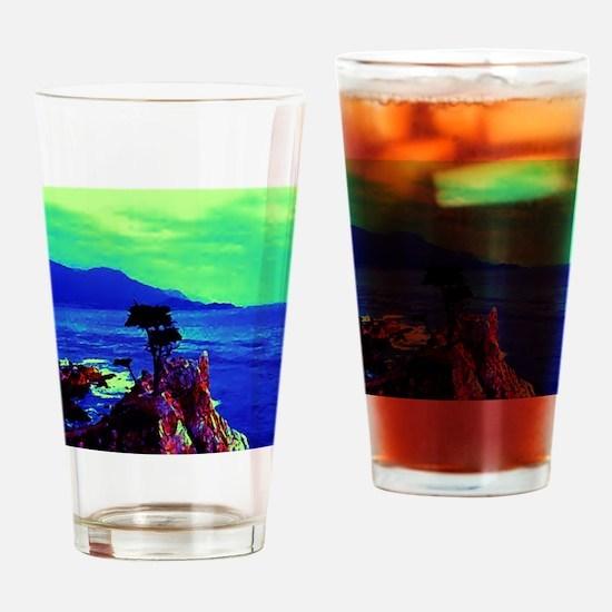 AFTM Carmel Sunset Drinking Glass