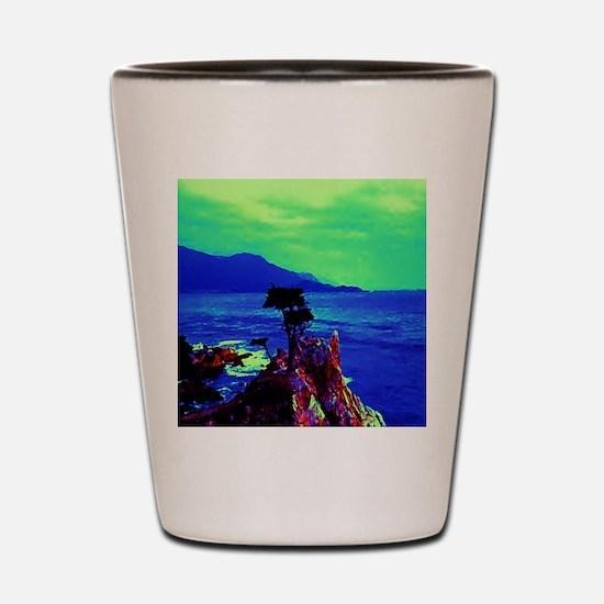 AFTM Carmel Sunset Shot Glass