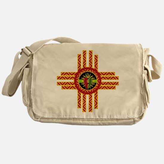 CHILE ZIA Messenger Bag