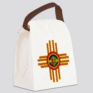 CHILE ZIA Canvas Lunch Bag
