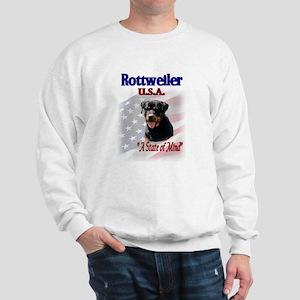 Rottweiler Gifts Sweatshirt