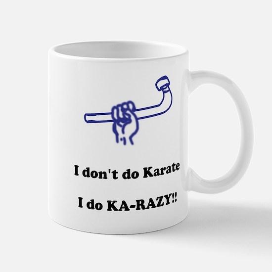 I don't do Karate... Mug