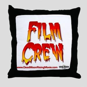 DMR Film Crew Throw Pillow
