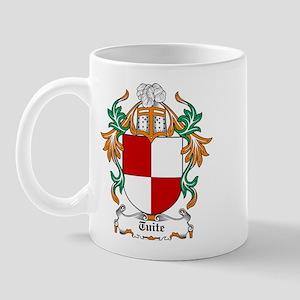 Tuite Coat of Arms Mug