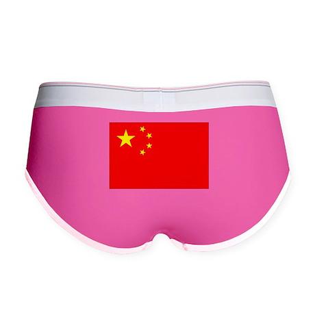 China Women's Boy Brief