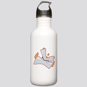 Karate Stainless Water Bottle 1.0L