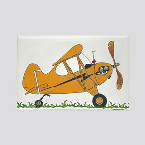 Cub Airplane Rectangle Magnet