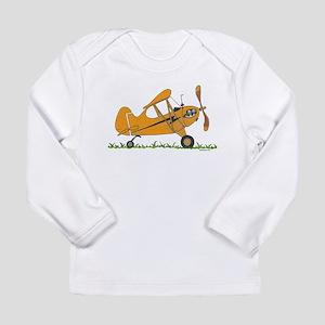 Cub Airplane Long Sleeve Infant T-Shirt