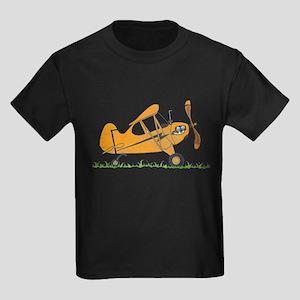 Cub Airplane Kids Dark T-Shirt
