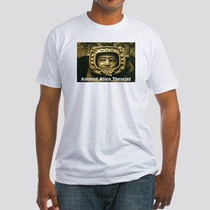 Ancient Aliens Fitted T-Shirt