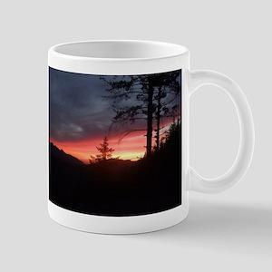 Sunset in the Tillamook Forest Mug