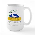Minnesota Neighbors for Peace Large Mug