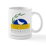 Minnesota Neighbors for Peace Mug