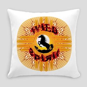 WILD SPIRIT ZIA Everyday Pillow
